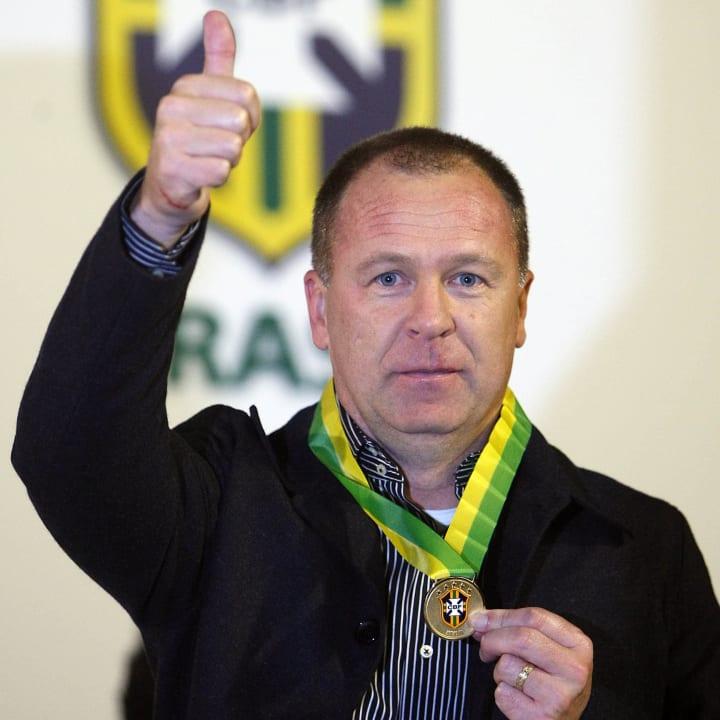 Mano Menezes, head coach of Corinthians'