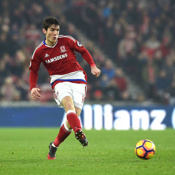 Marten de Roon represented Middlesbrough in the Championship before moving to Serie A side Atalanta