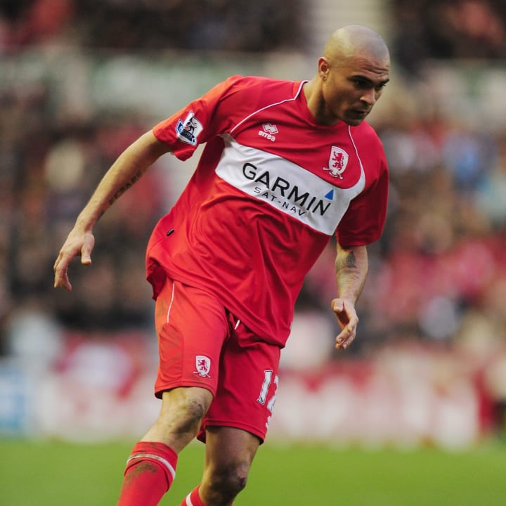 Middlesbrough v Wigan Athletic - Premier League