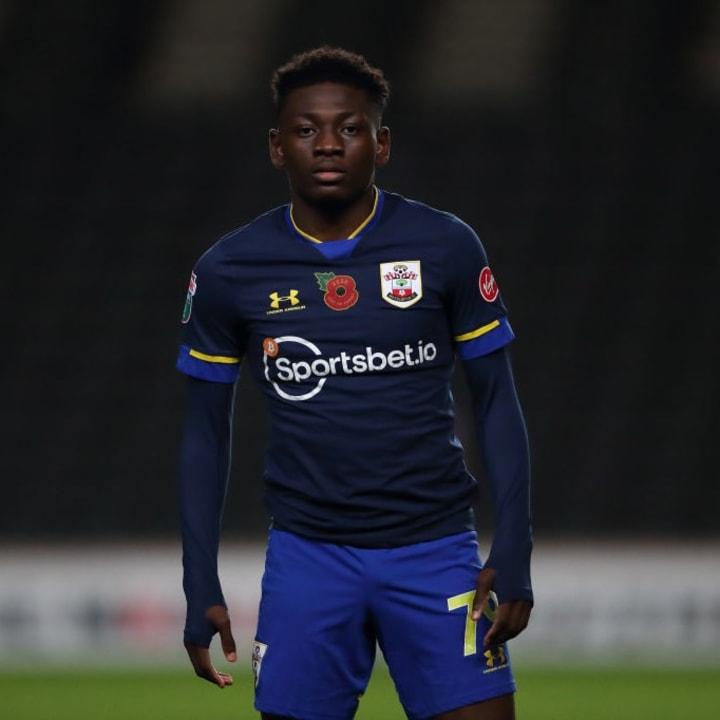 Olaigbe's impressive strike opened the scoring