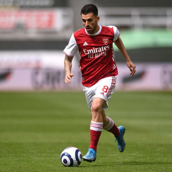 Dani Ceballos' loan spells haven't been great