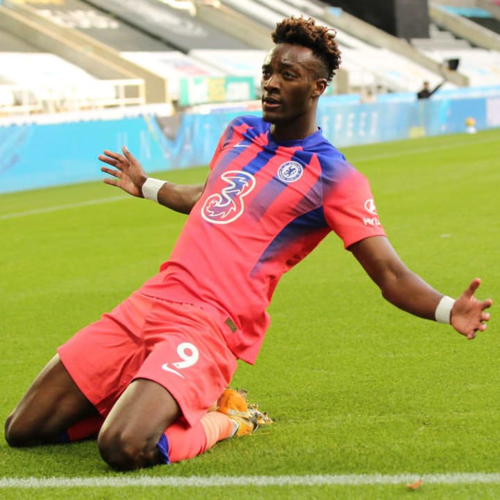 Abraham doubles Chelsea's lead on the afternoon at St. James' Park