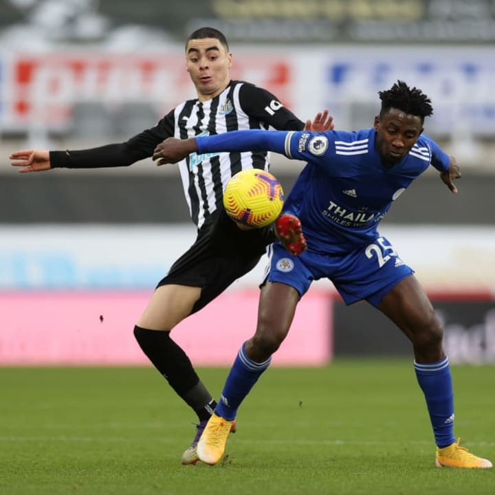 Wilfred Ndidi, Miguel Almiron