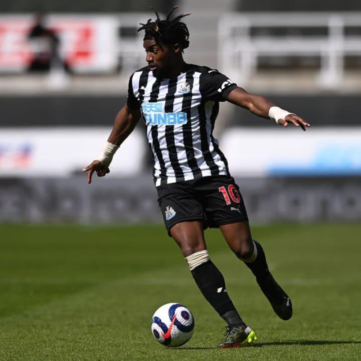 Allan Saint-Maximin's return has breathed life into Newcastle's season