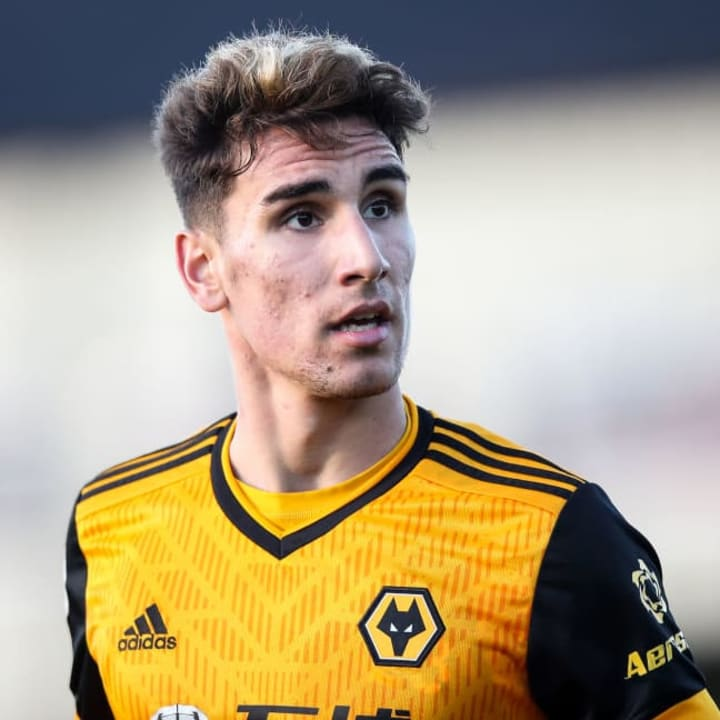 Theo Corbeanu is one to watch at Wolves