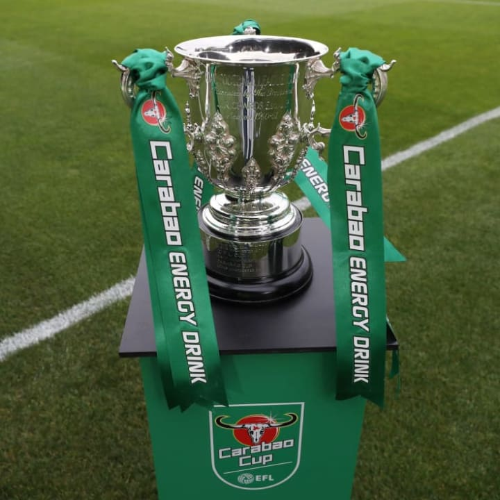 The Carabao Cup final between Manchester City and Tottenham will be attended by fans