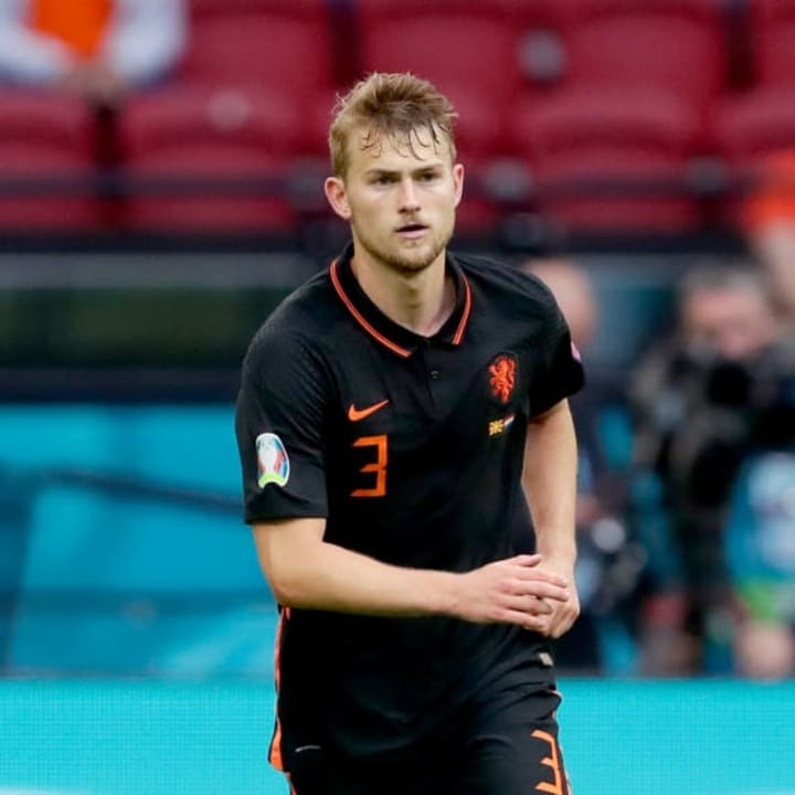 The Netherlands will be delighted to have Matthijs de Ligt back in the team