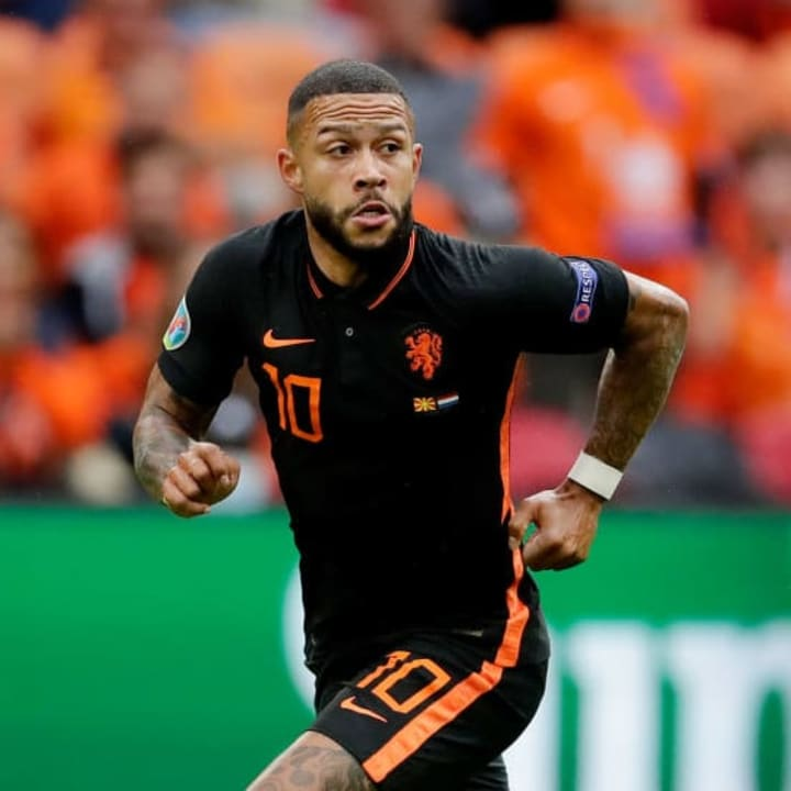 Memphis Depay will be key to the Netherlands' chances