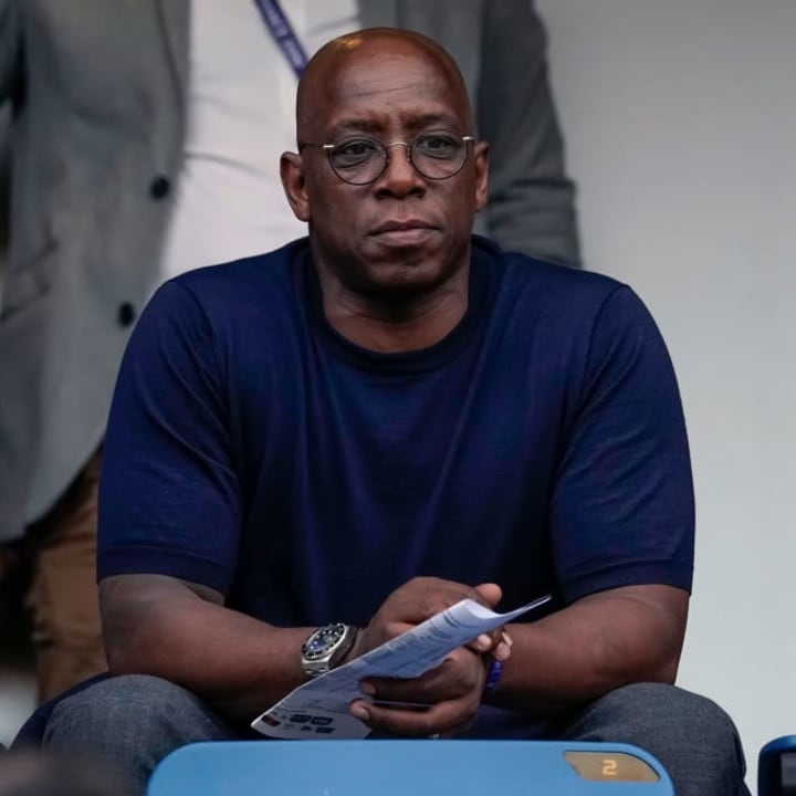 Arsenal legend Wright was subjected to racism on social media