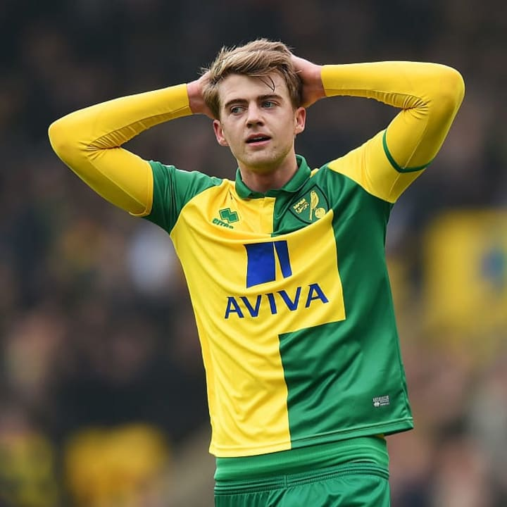 Bamford's spell at Norwich was one of three poor top flight loans