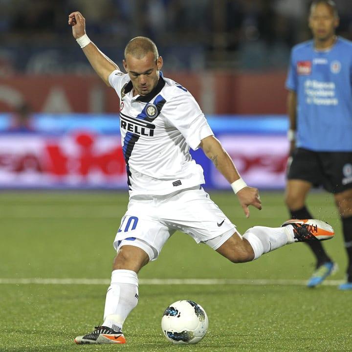 Wesley Sneijder - Inter