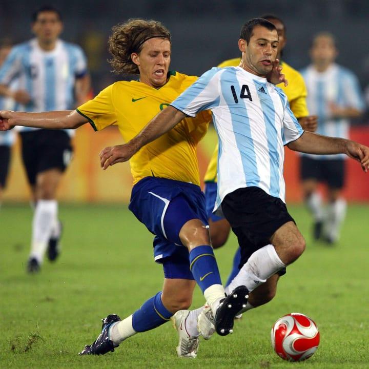 Javier Mascherano, Brazil