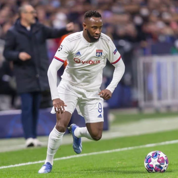 Moussa Dembele versus Juventus