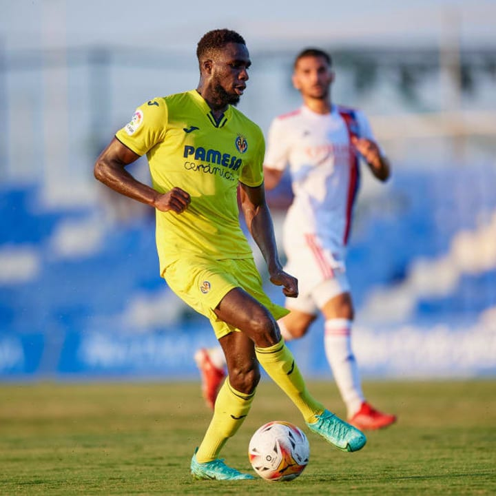 Boulaye Dia traded Reims for Villarreal