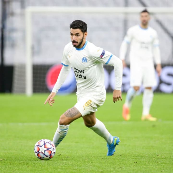 Sanson is more comfortable in midfield