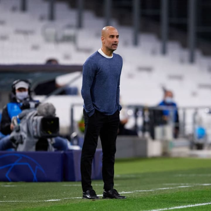 Guardiola's future has also been discussed