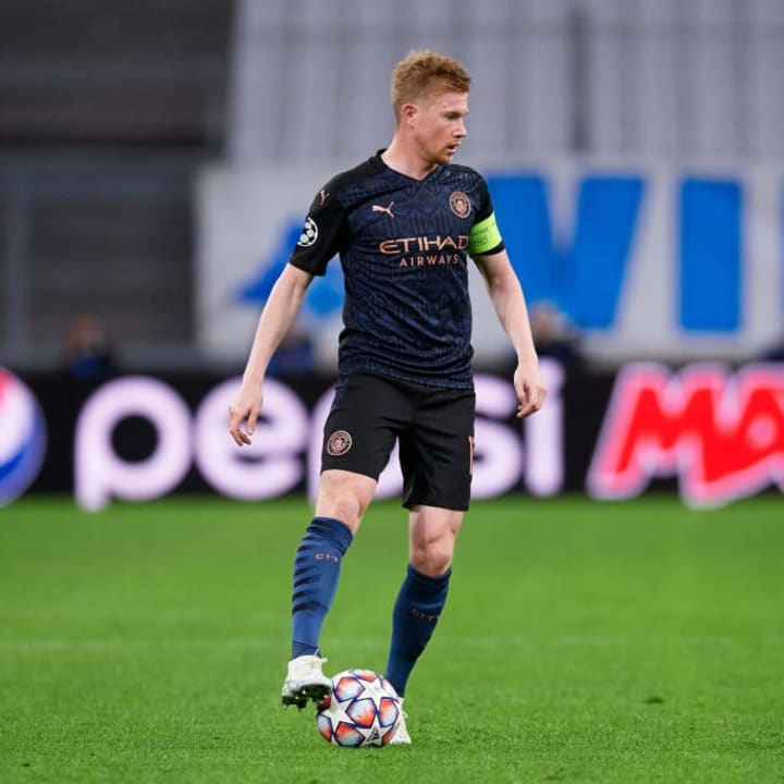 De Bruyne could join Sterling as the Premier League's top earner