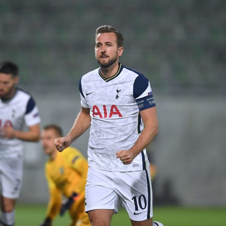 PFC Ludogorets Razgrad v Tottenham Hotspur: Grup J - Liga Eropa UEFA