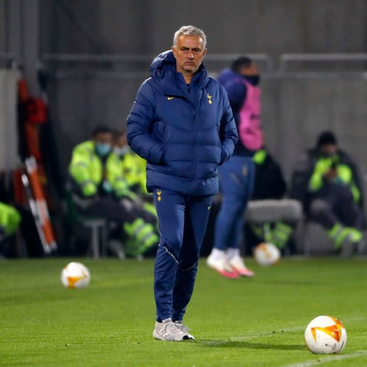 Mourinho has preferred other options