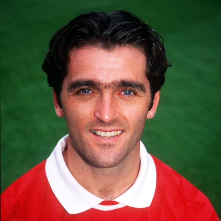 Eddie McGoldrick of Arsenal