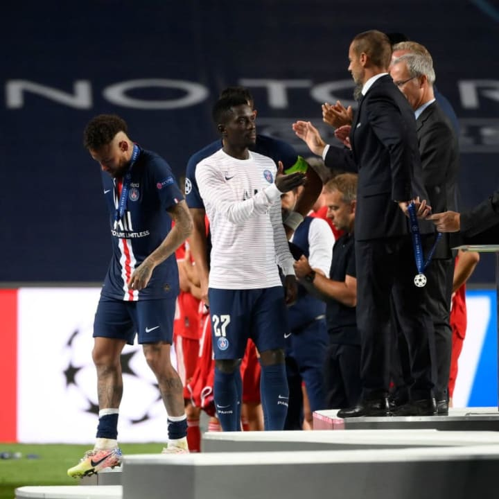 PSG reached their first major European final in the club's history