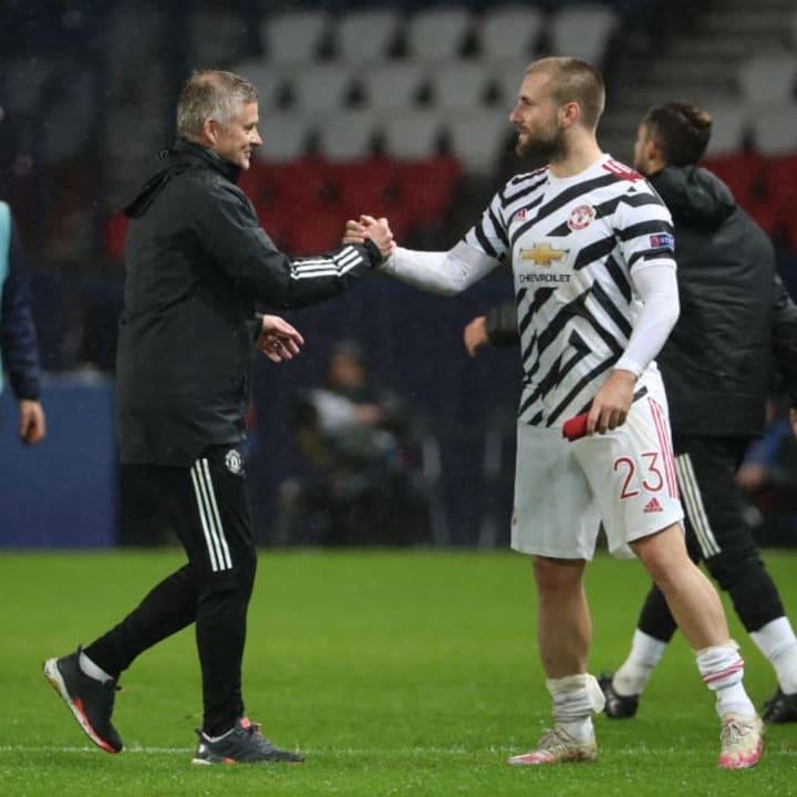 Paris Saint-Germain v Manchester United: Grup H - Liga Champions UEFA