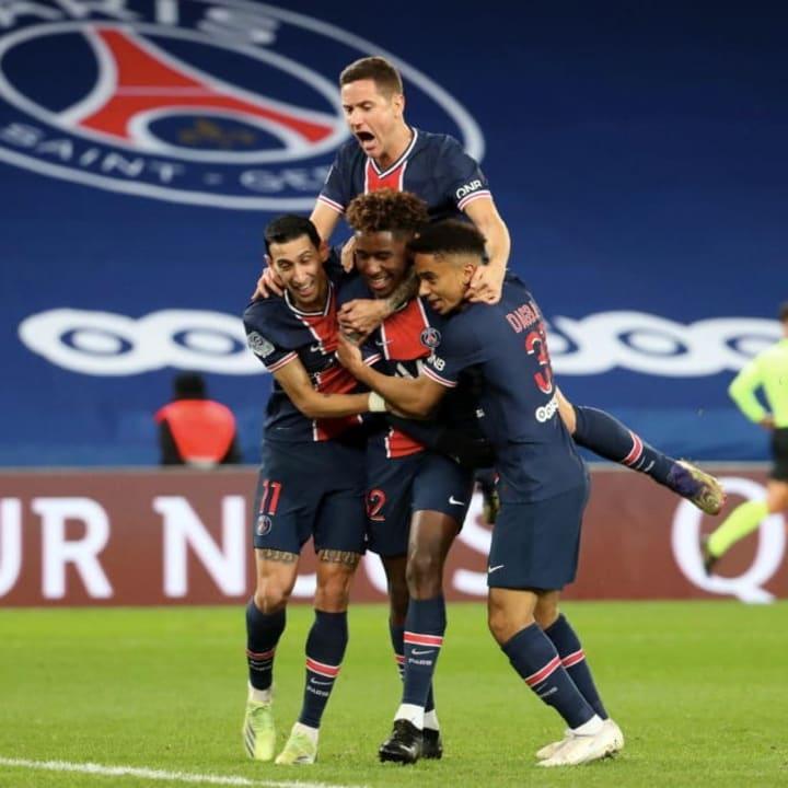 PSG are regular trophy-winners