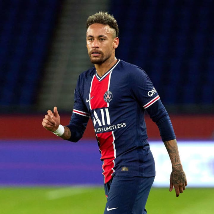 Neymar has signed a new deal at PSG