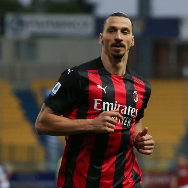 Zlatan Ibrahimovic will remain at Milan next season
