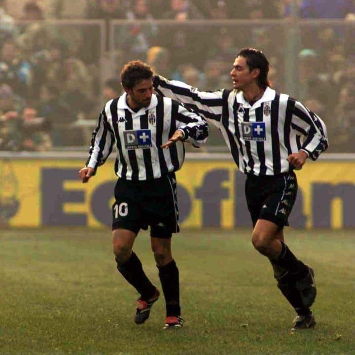 Parma v Juventus x