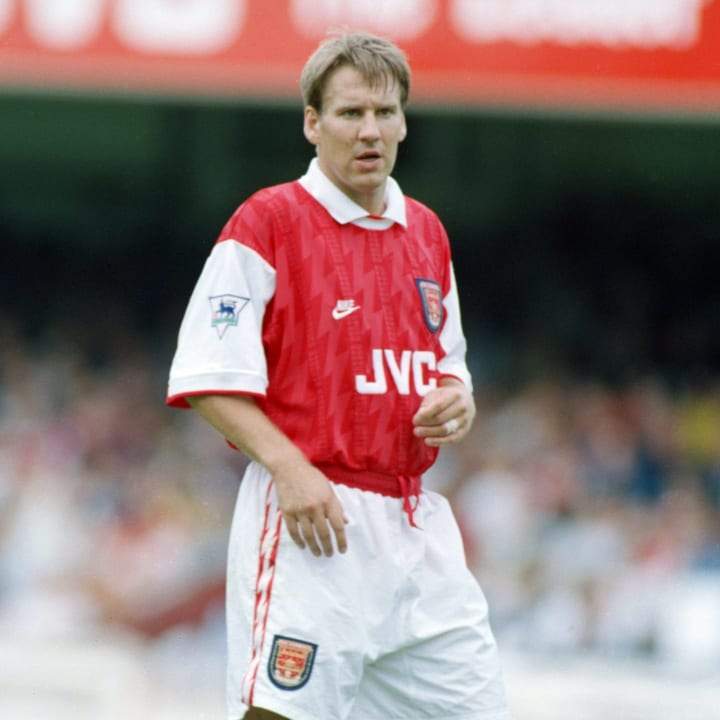 Paul Merson was an integral part of the team