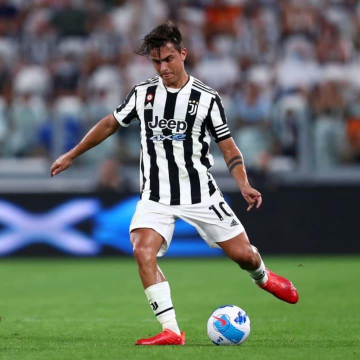 Paulo Dybala (Juventus Fc)