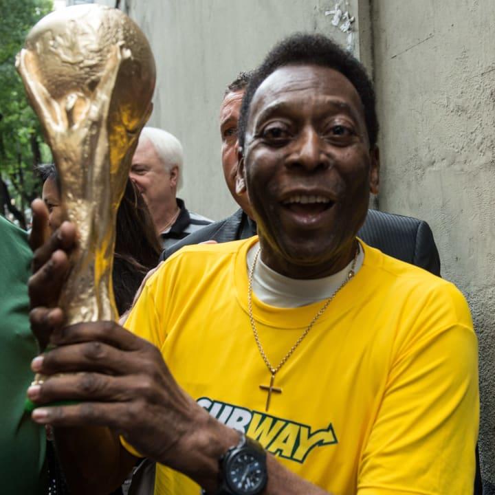 Pelé - Soccer Player - Born 1940