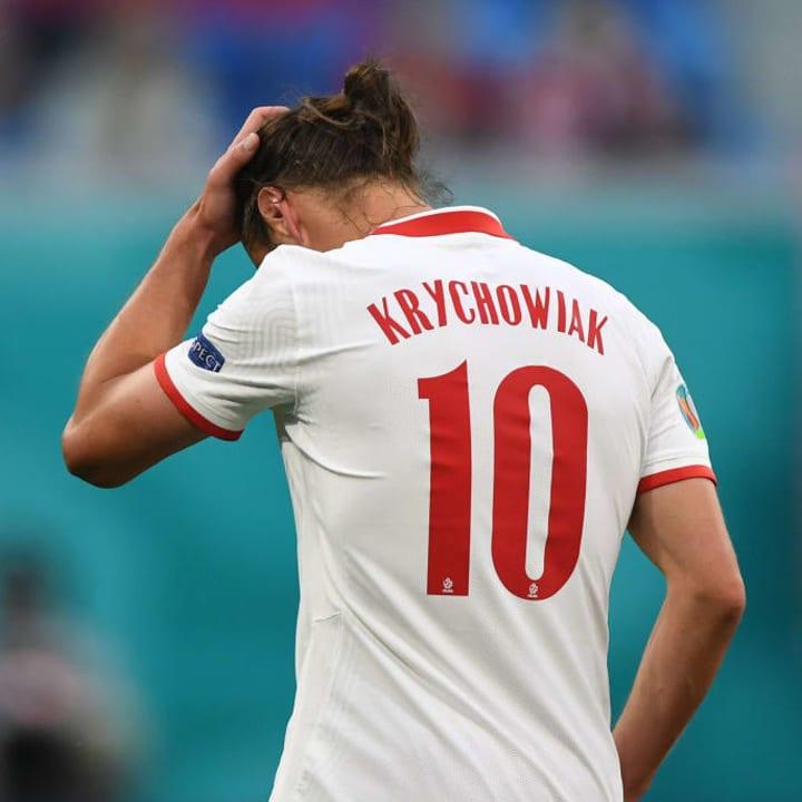 Krychowiak was sent off