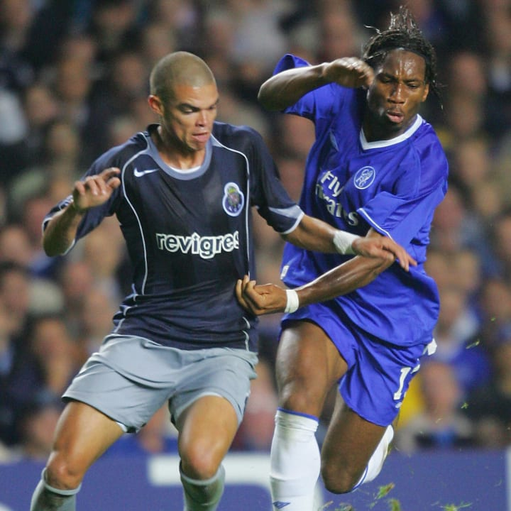 Didier Drogba was in the scoresheet in Chelsea's first win over Porto