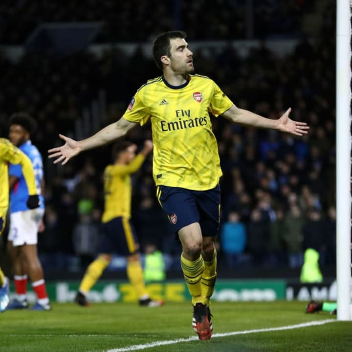 Sokratis' contract is also expiring
