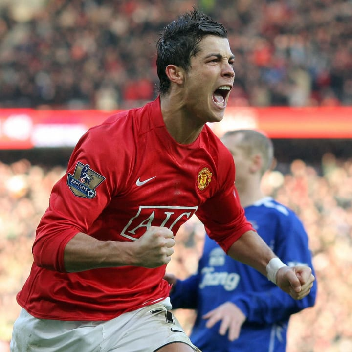 Cristiano Ronaldo won the 2008 Ballon d'Or at Man Utd