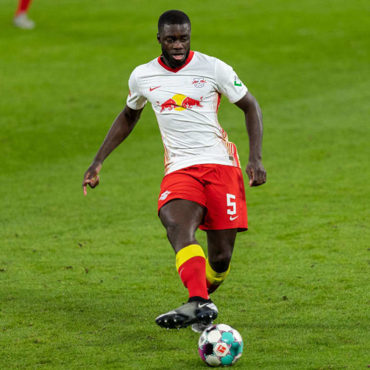 Upamecano is one of Europe's most-wanted defenders