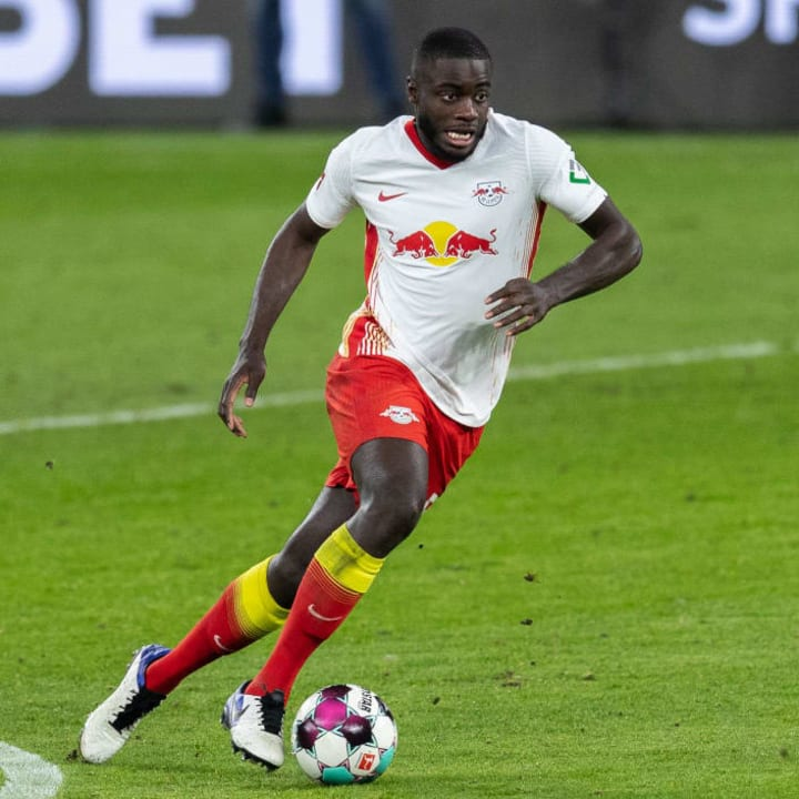 Upamecano is expected to be on the move