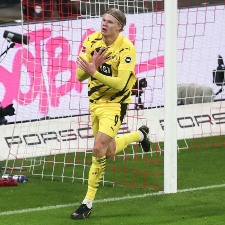 Erling Haaland has been sensational since joining Dortmund