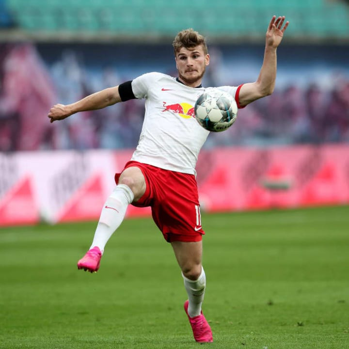 Timo Werner had looked likely to join Liverpool.