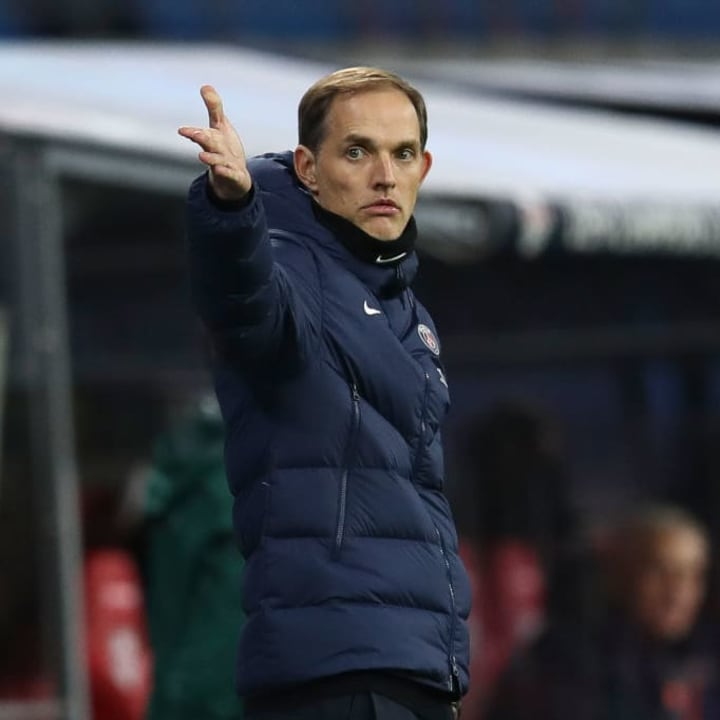 Chelsea have considered Tuchel in the past