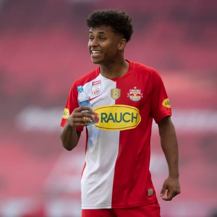 Karim Adeyemi: Liverpool, Barcelona & Bayern Munich target