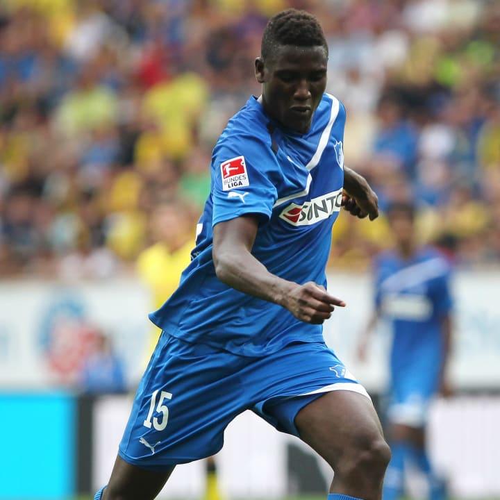 Peniel Mlapa konnte in Hoffenheim die Erwartungen nicht erfüllen