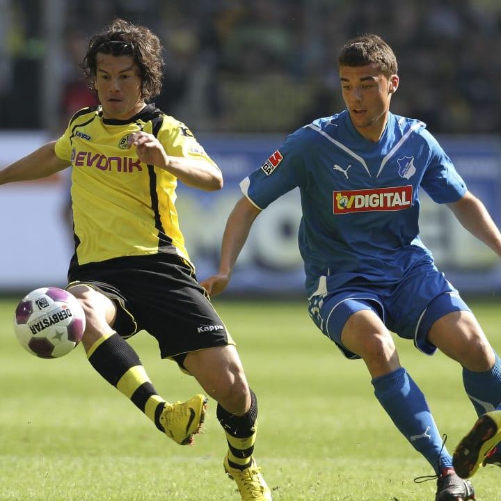 Gulde feierte im TSG-Trikot sein Bundesliga-Debüt