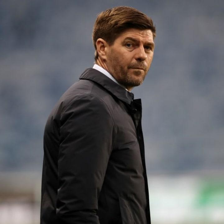 Rangers are progressing under Steven Gerrard