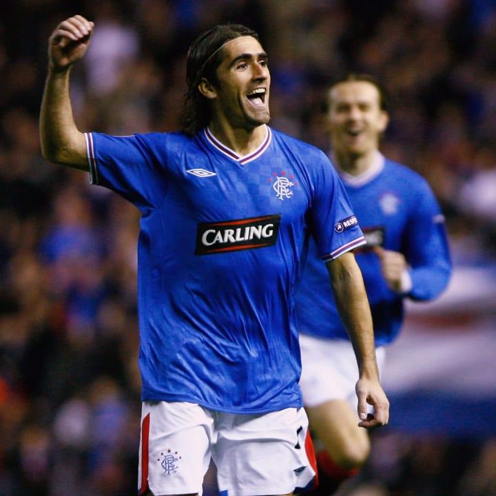 Rangers v Unirea Urziceni - UEFA Champions League