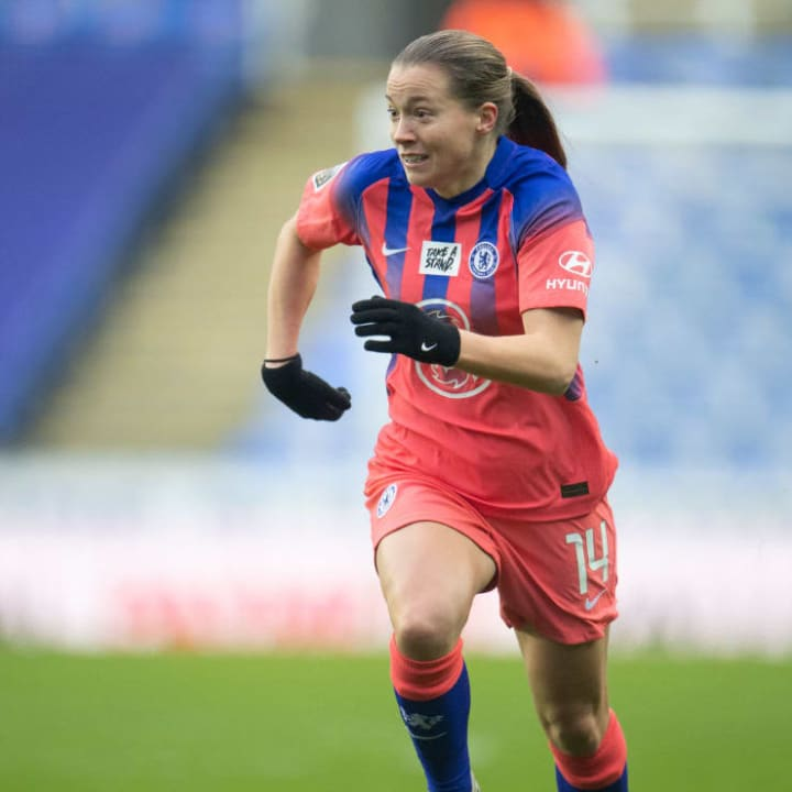 Fran Kirby is in top form for Chelsea