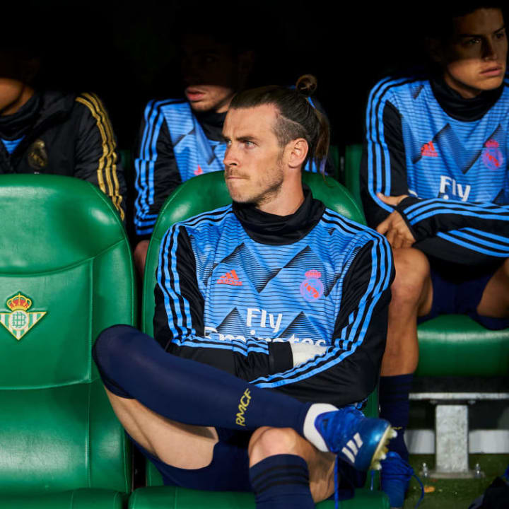Gareth Bale could be on his way out of Real this summer