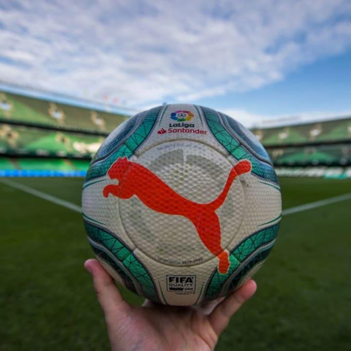 Der aktuelle Spielball in La Liga 19/20